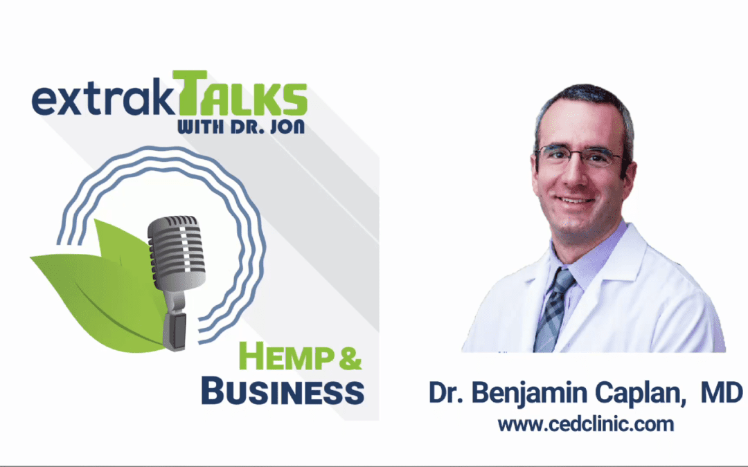 extrakTALKS Interview: Dr. Benjamin Caplan | Podcast