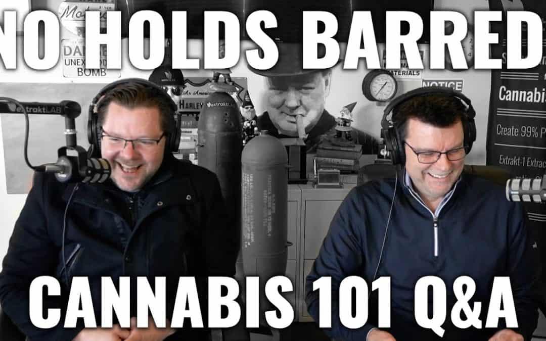 Cannabis 101   Podcast