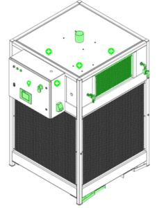 CO2 Cage Product Tour extraktLAB