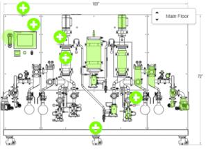 Distillation product tour extraktLAB