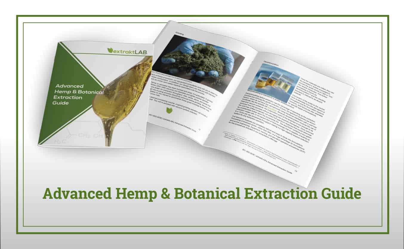 Advanced Hemp & Cannabis Extraction Guide
