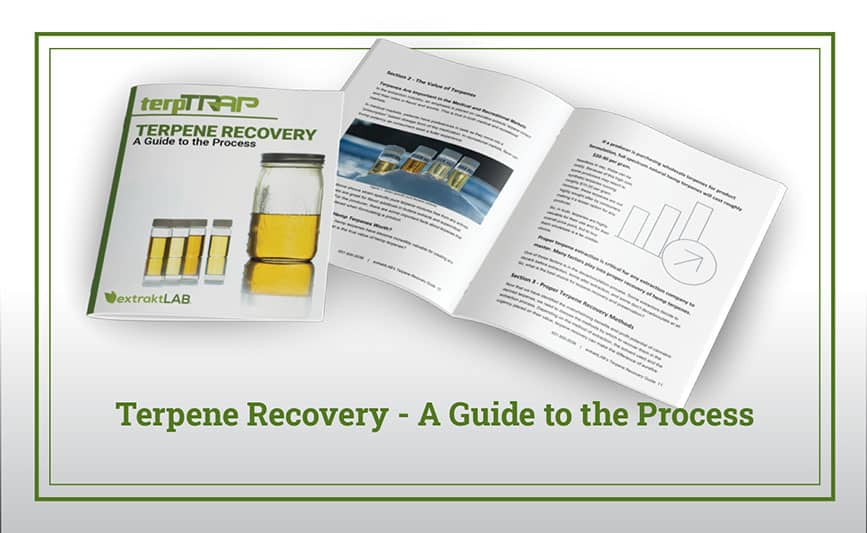 Terpene Recovery - A Guide to the Process