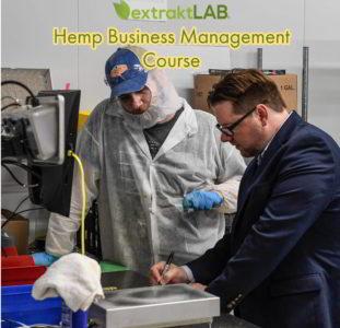Hemp Business Management Cover