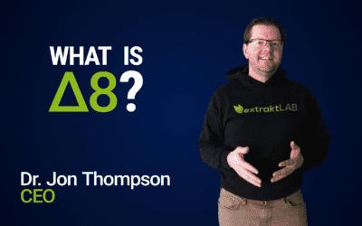 What is Delta 8 THC? Dr. Jon Explains!