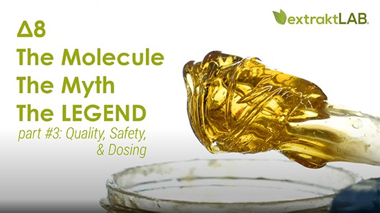 Delta8 – #3 Safety & Best Ways to Take It – The Molecule, the Myth, the Legend | Podcast