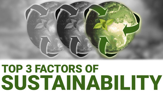Top 3 Factors of Sustainability | Podcast