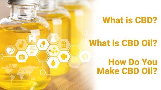 What is CBD/CBD Oil & How to Make CBD Oil | Podcast
